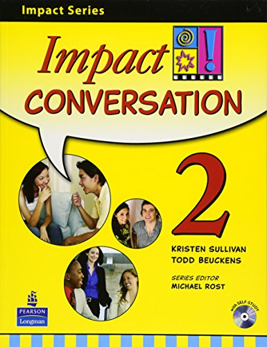 9789620199349: Impact Conversation Level 2 Student Book w/CD
