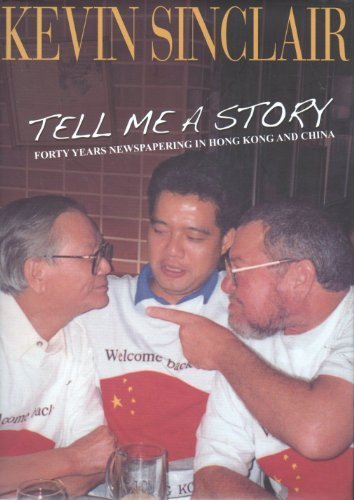 Tell Me A Story: Kevin Sinclair