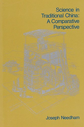 9789622012127: Science in Traditional China: a Comparative Perspective (Chi'en Mu lectures)