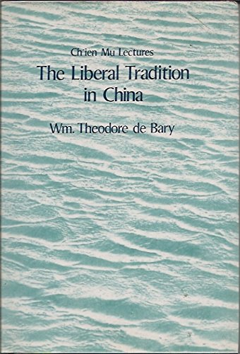 9789622012745: Liberal Tradition in China