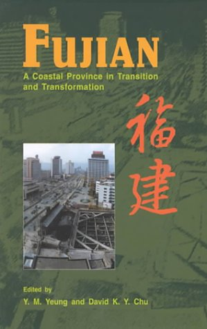 Fujian: A Coastal Province in Transition and Transformation (Hardback)