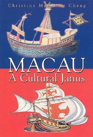 9789622094864: Macau: A Cultural Janus