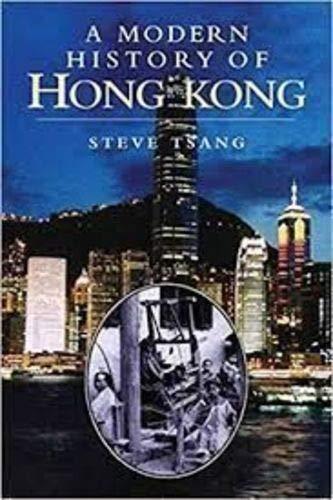 9789622096776: A Modern History of Hong Kong