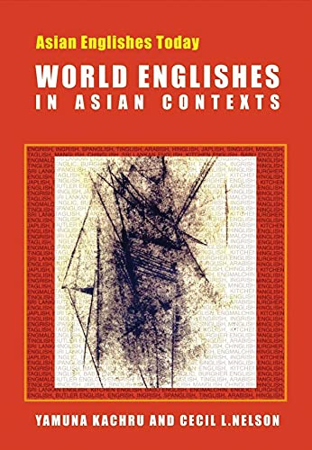 9789622097551: World Englishes in Asian Contexts (Asian Englishes Today)