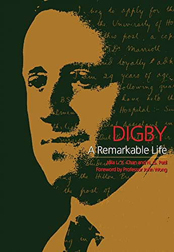 Digby - A Remarkable Life (Hardback): Julia L. Y.