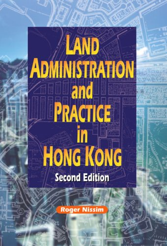 9789622098480: Land Administration and Practice in Hong Kong