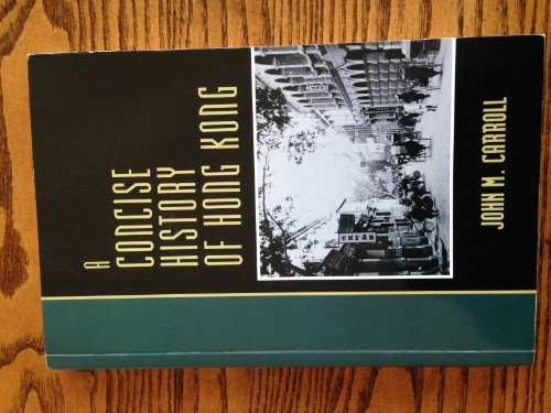 9789622098787: A Concise History of Hong Kong