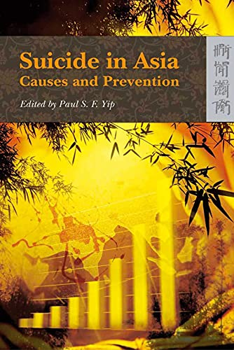 9789622099432: Suicide in Asia: Causes and Prevention