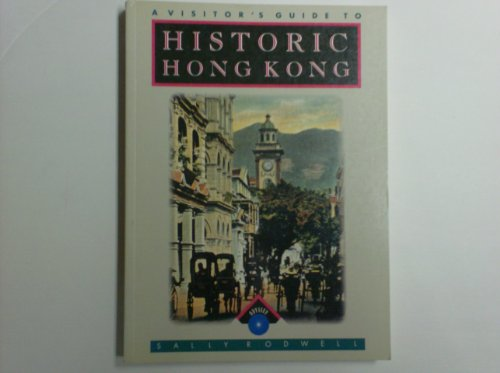 9789622172128: Visitor's Guide to Historic Hong Kong (Odyssey Guides) [Idioma Inglés]