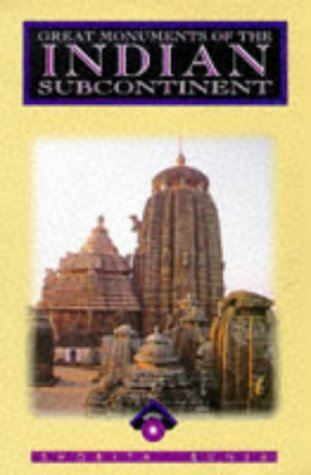 9789622174122: Great Monuments of the Indian Subcontinent