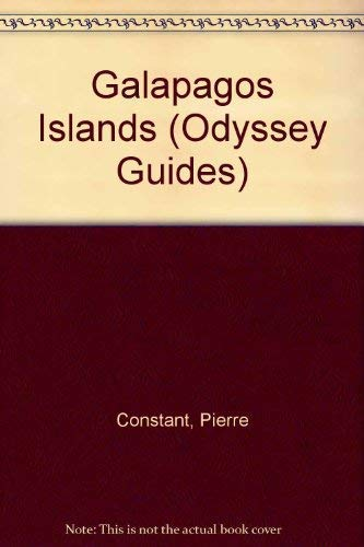 9789622174146: Galapagos Islands (Odyssey Guides)