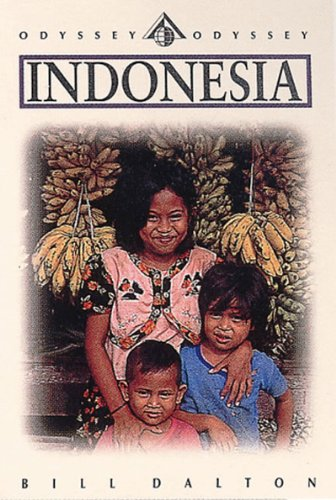 9789622176157: Indonesia (Odyssey Illustrated Guides)