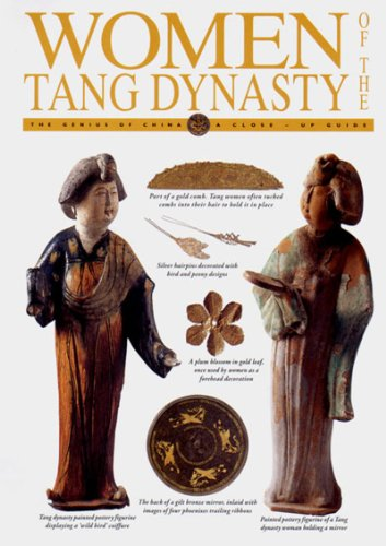 9789622176324: Women of the Tang Dynasty