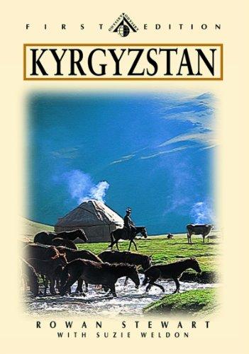 Kyrgyzstan (Odyssey Illustrated Guides): Stewart, Rowan, Weldon, Susie