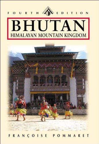 9789622177024: Bhutan: Himalayan Mountain Kingdom, Fourth Edition (Odyssey Illustrated Guide)