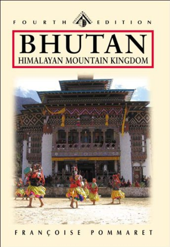 9789622177024: Bhutan: Himalayan Mountain Kingdom, Fourth Edition (Odyssey Illustrated Guide)