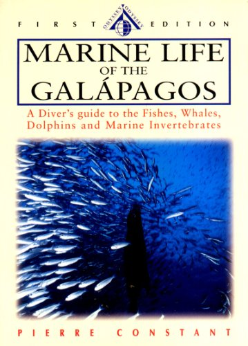 9789622177116: Marine Life of the Galapagos: A Diver's Guide to the Fishes, Whales, Dolphins and Marine Invertebrates (Odyssey Guides)