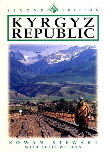 9789622177369: Kyrgyz Republic (Odyssey Illustrated Guide)