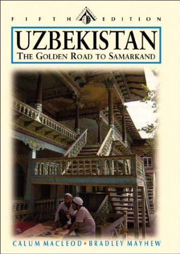 9789622177437: Uzbekistan: The Golden Road to Samarkand (Odyssey Illustrated Guide)