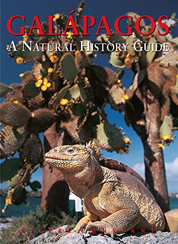 9789622177666: The Galapagos Islands: A Natural History Guide (Odyssey Natural History Guide)