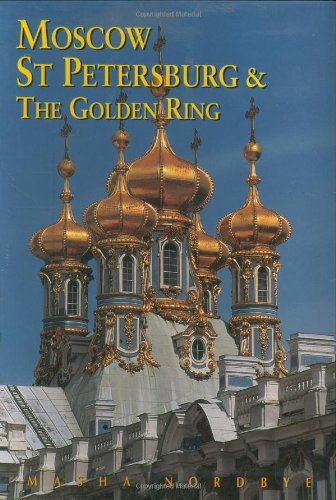 9789622177710: Moscow, St. Petersburg, and the Golden Ring (Third Edition) (Odyssey Illustrated Guides)