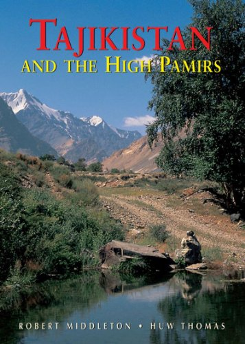 9789622177734: Tajikistan and the High Pamirs: A Companion and Guide