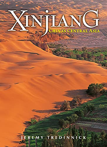 9789622177901: Xinjiang, China's Central Asia (Odyssey Guides)