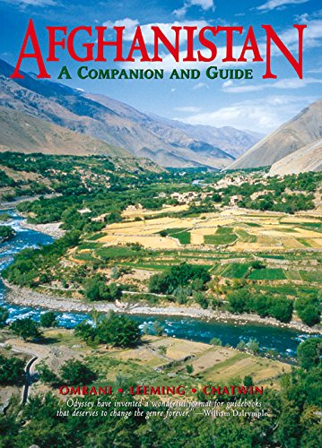9789622178168: Afghanistan: A Companion and Guide (Odyssey Afghanistan)