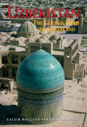 9789622178236: Uzbekistan: The Golden Road to Samarkand