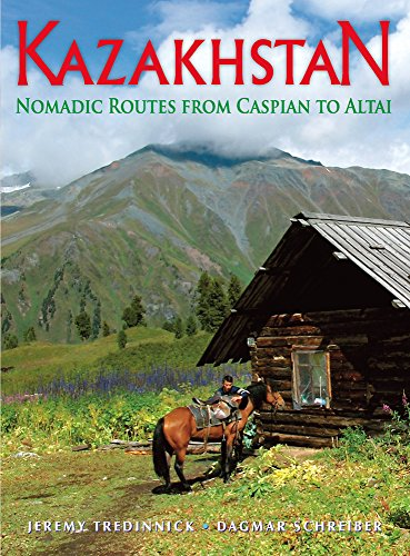 9789622178793: Kazakhstan: Nomadic Routes from Caspian to Altai (Odyssey Illustrated Guides)