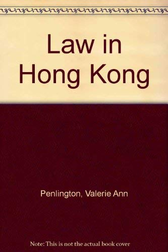 9789623020015: Law in Hong Kong: An introduction