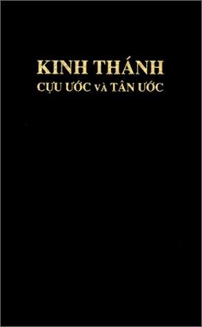 Kinh Thanh (Vietnamese Bible: Cadman Version) (Vietnamese: American Bible Society
