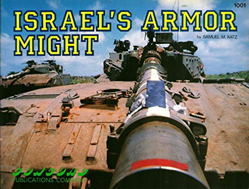 9789623610018: Israel's Armor Might (Firepower Pictorials)