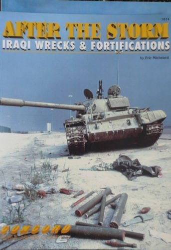 9789623610247: After the Storm: Iraqi Wrecks and Fortifications (Firepower pictorials 1000 series)