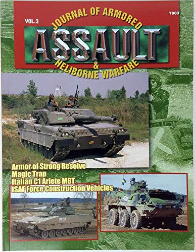 9789623610698: 7803: Journal of Armored and Heliborne Warfare: Vol. 3 (Concord - Assault Series)