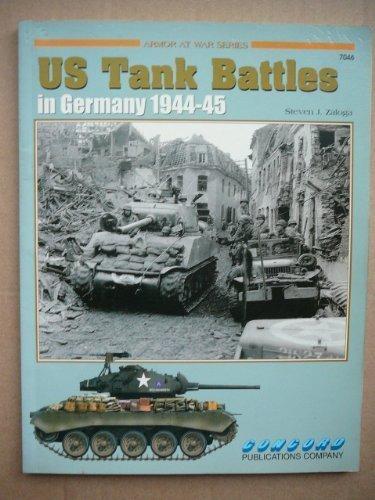 9789623610759: US Tank Battles in Germany, 1944-45