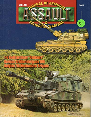 9789623610988: 7810 Journal Of Armored And Heliborne Warfare (10): Vol 10