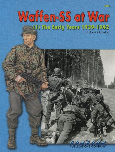 9789623611053: Waffen SS at War (1) the Early Years 1939-1943