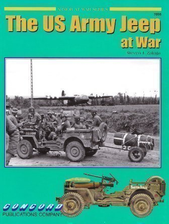 9789623611107: The US Army Jeep at War