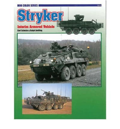 9789623611411: Cn7515 - Mini Color Series - Stryker Interim Armored Vehicle