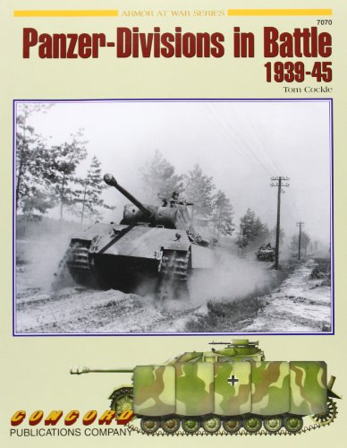 9789623611657: 7070: Panzer Divisions in Battle 1939-1945