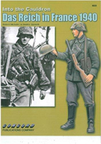 9789623611695: 6533: Into the Cauldron: Das Reich in France 1940