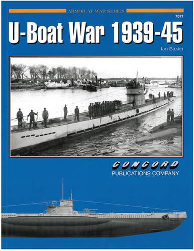 9789623611756: 7071: U-Boat War 1939-1945
