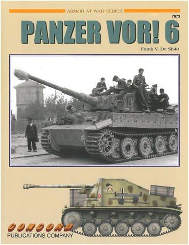 9789623611770: 7073: Panzer Vor!: Part 6 (Concord - Armor at War Series)