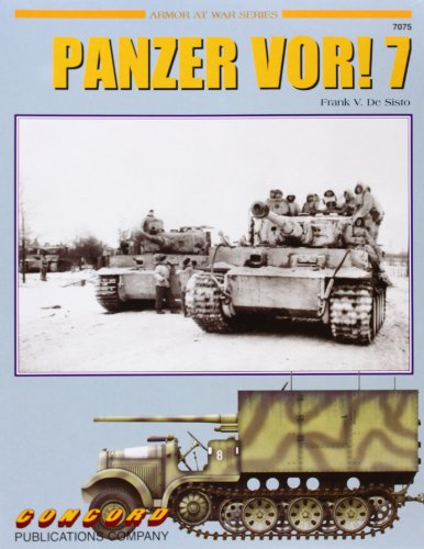 9789623611794: 7075 Panzer Vor! 7 (Concord - Armor at War Series)