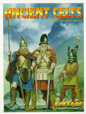 9789623616232: Ancient Celts (Concord Fighting Men 6000)