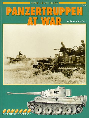 9789623616263: Cn7018 - Panzertruppen at War Armour at War Series
