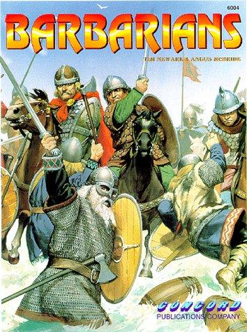 9789623616348: Barbarians