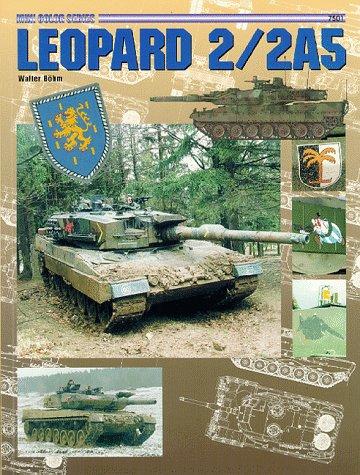 9789623616379: Leopard 2/2A5 (Concord Mini Colour)
