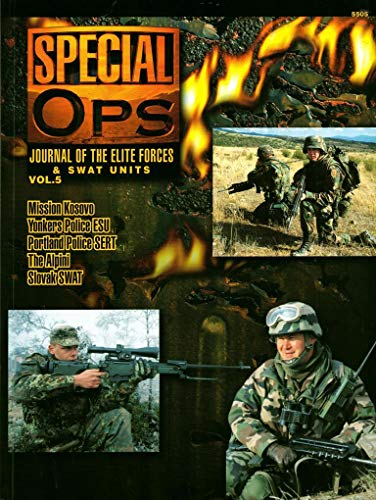9789623616423: 5505: Special Ops: Journal of the Elite Forces and SWAT: Units 5: v. 5 (Concord - Special Forces Series)